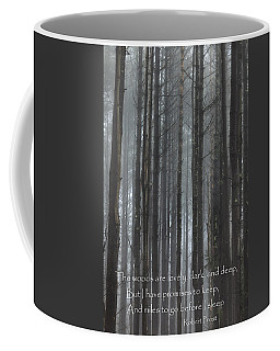The Woods Coffee Mug