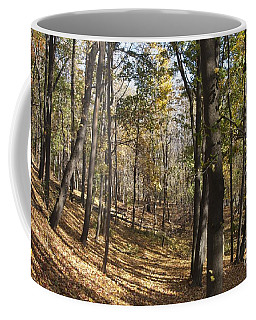 Coffee Mug featuring the photograph The Woods by William Norton