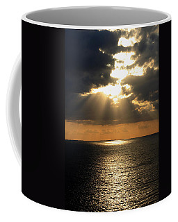 Key West Sunset The Word Coffee Mug