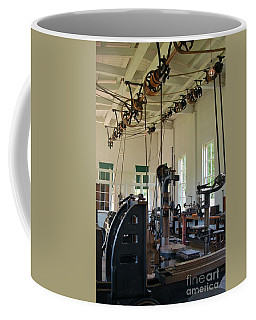 The Work Shop Coffee Mug by Patrick Shupert