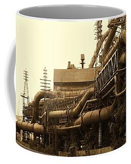 The Worm Passageways Coffee Mug