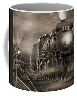 The Yard 2 Coffee Mug