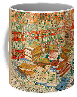 The Yellow Books Coffee Mug