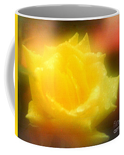 Coffee Mug featuring the photograph New Orleans  Yellow Rose Of Tralee by Michael Hoard