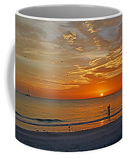Coffee Mug featuring the photograph The Young Fisherman by HH Photography of Florida