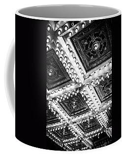 Theater Lights Coffee Mug by Melinda Ledsome