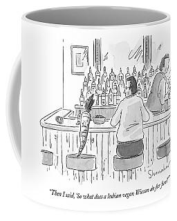 Then I Said Coffee Mug