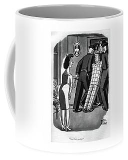 Then This Is Goodbye? Coffee Mug