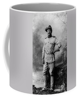 Theodore D Roosevelt 26th President Of The United States Of America  Coffee Mug