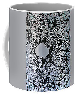 There Is A Hole In The Bucket Coffee Mug by Michael Cross