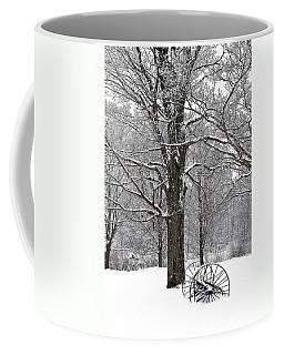 There Is A Kind Of Hush Coffee Mug