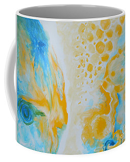 There - Looking At Me Coffee Mug
