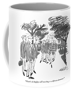 There's Old Begley - Still Marching Coffee Mug