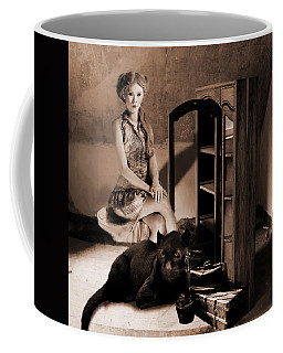 Therian - Cat People Coffee Mug