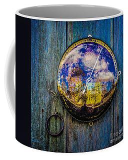 Thermometer Coffee Mug