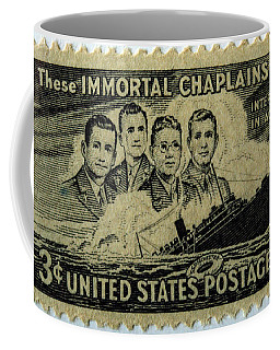 These Immortal Chaplains Coffee Mug