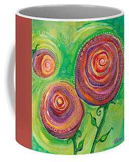 These Roses Are Forever Coffee Mug by Tanielle Childers