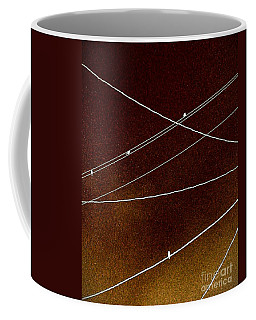 They Called To Me Coffee Mug by Jacqueline McReynolds