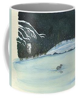 Thin Ice Coffee Mug
