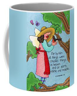 Things Visible And Invisible Coffee Mug