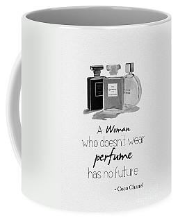 Think About Your Future Coffee Mug