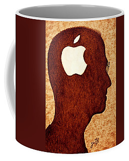 Think Different Tribute To Steve Jobs Coffee Mug