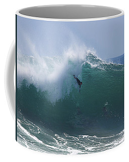 Thinking It Through Coffee Mug by Joe Schofield