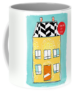 Thinking Of You Card Coffee Mug