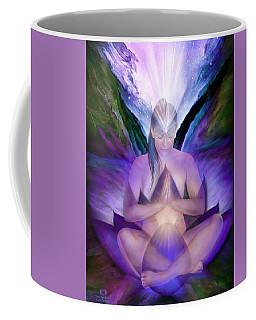 Third Eye Chakra Goddess Coffee Mug