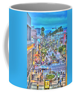 Third Street Promenade Coffee Mug