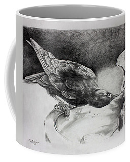 Thirsty Crow Coffee Mug