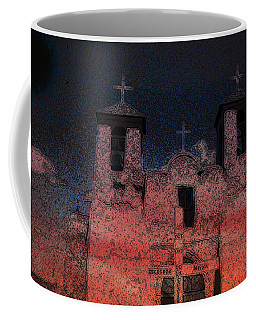 Coffee Mug featuring the digital art This  by Cathy Anderson