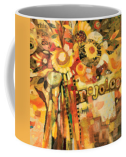 This Is The Day To Rejoice Coffee Mug