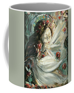 This Little Light Of Mine Coffee Mug by Carrie Joy Byrnes