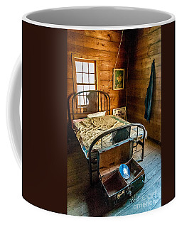 Master Quarters Coffee Mug
