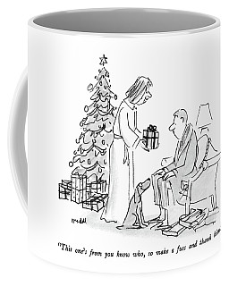 This One's From You Know Who Coffee Mug