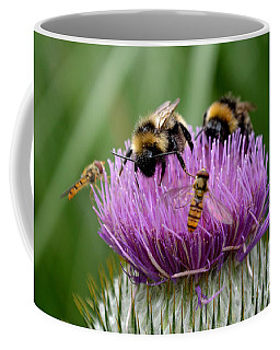Thistle Wars Coffee Mug