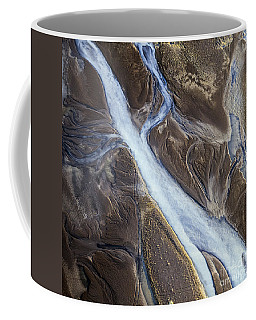Coffee Mug featuring the photograph Thjosa by Gunnar Orn Arnason