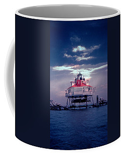 Thomas Pt.  Shoal Lighthouse Coffee Mug
