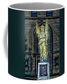 Thomas Wolfe Memorial Angel Coffee Mug