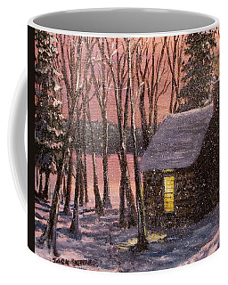 Thoreau's Cabin Coffee Mug
