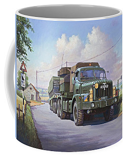 Thornycroft Antar. Coffee Mug