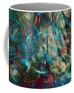 Thoughts In Motion Coffee Mug