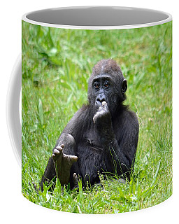 Coffee Mug featuring the photograph Thoughts by Lisa L Silva