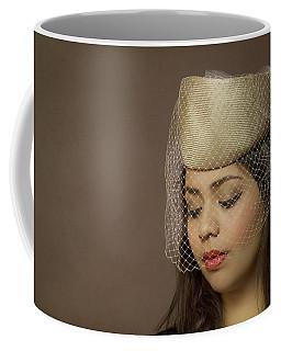 Thoughts Of Mystery Coffee Mug