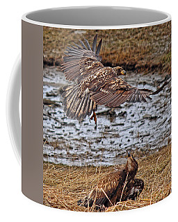 Threat From Above Coffee Mug