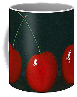 Three Cherries Coffee Mug