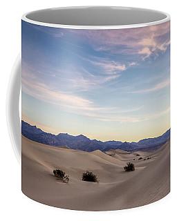 Three In The Sand Coffee Mug