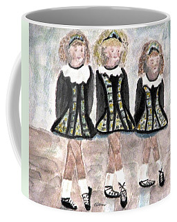 Three Irish Lasses Coffee Mug