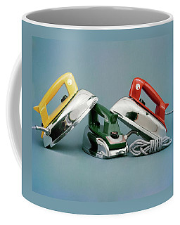 Three Irons By Casco Products Coffee Mug